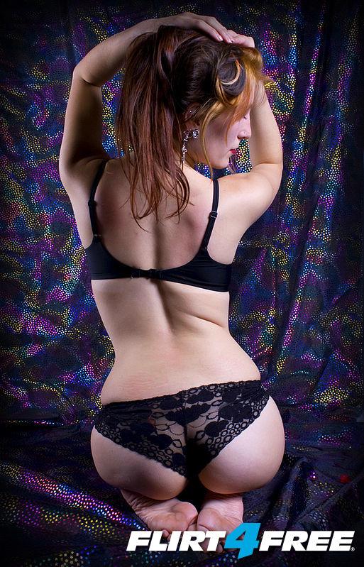 Alana's juicy curves