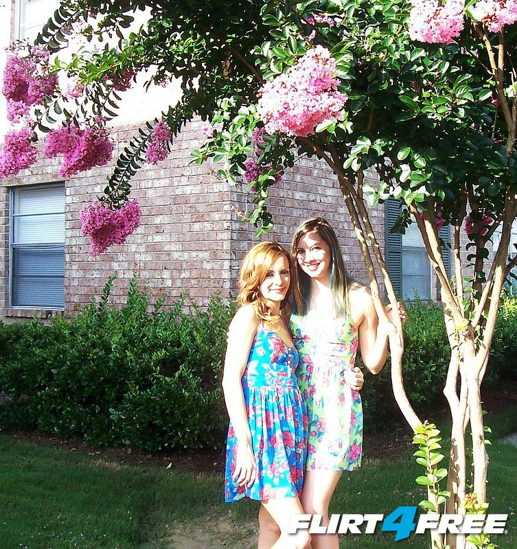 We liked the flowers on this tree :)