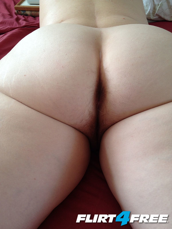 mmm soft and round cute ass