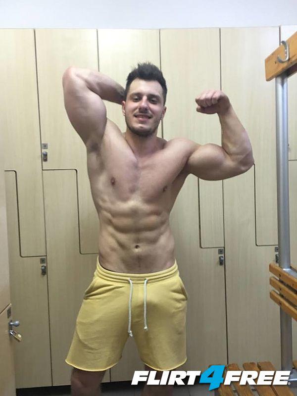 me after a good workout
