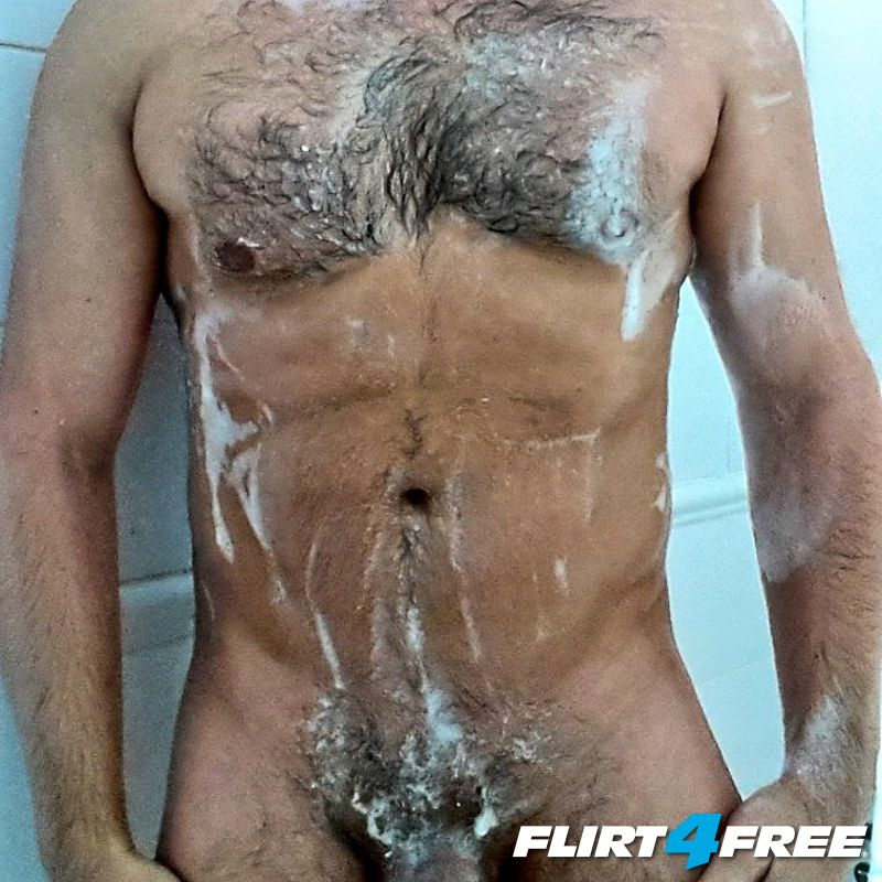 Shower #hairy #pubes