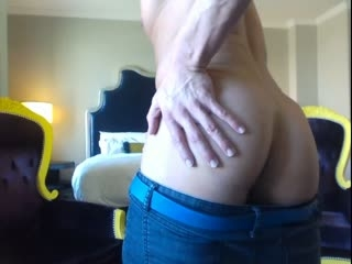 Ass play :) one of many different types of Videos in the Fan Club <3