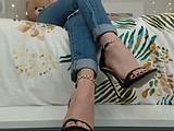 Sexy Shoes & Pretty Feet