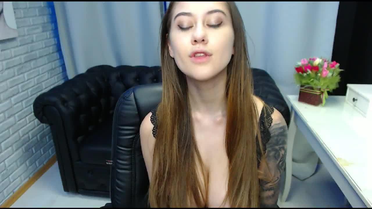 perfekte bruenette porno