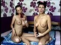 Maya M & Cameron Dianz Private Webcam Show