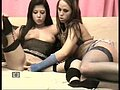 Nicole & Hot Vicky Private Webcam Show