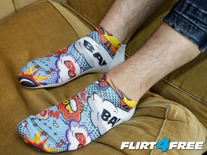 Rock Your Socks Off Discount