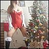 Tatiana - Christmas Pics