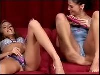 Jenna Haze & Tia Tanaka Feature